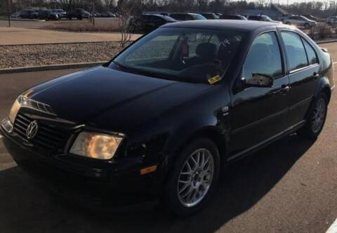 2003 Volkswagen Jetta for sale at D & J AUTO EXCHANGE in Columbus IN