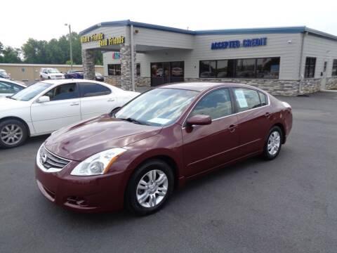 2011 Nissan Altima for sale at KARS R US of Spartanburg LLC in Spartanburg SC