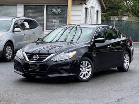 2016 Nissan Altima for sale at Kugman Motors in Saint Louis MO