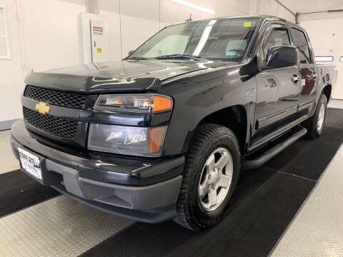 2012 Chevrolet Colorado for sale at TOWNE AUTO BROKERS in Virginia Beach VA