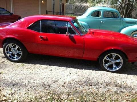 1967 Chevrolet Camaro for sale at Haggle Me Classics in Hobart IN