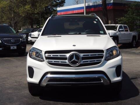 2018 Mercedes-Benz GLS for sale at Auto Finance of Raleigh in Raleigh NC
