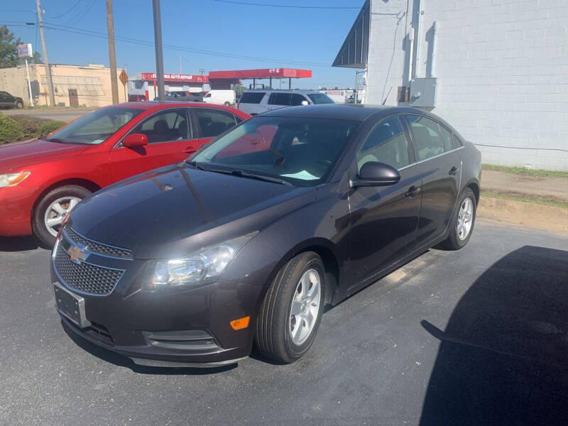 2014 Chevrolet Cruze for sale at Auto Credit Xpress - Jonesboro in Jonesboro AR