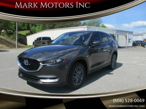 2017 Mazda CX-5 for sale at Mark Motors Inc in Gray KY