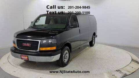 2017 GMC Savana Cargo for sale at NJ State Auto Used Cars in Jersey City NJ
