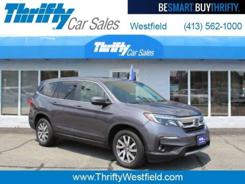 2019 Honda Pilot for sale at Thrifty Car Sales Westfield in Westfield MA