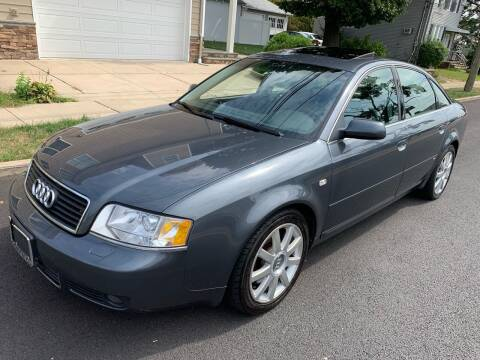 2004 Audi A6 for sale at Jordan Auto Group in Paterson NJ