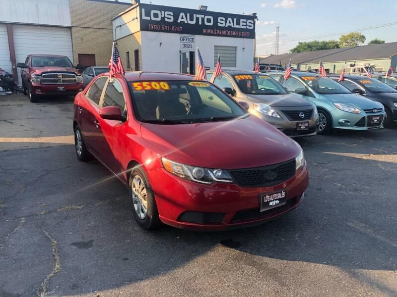 2011 Kia Forte for sale at Lo's Auto Sales in Cincinnati OH