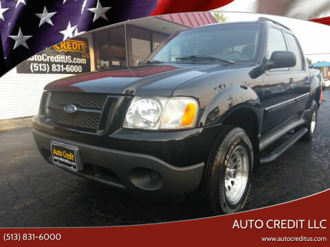 2005 Ford Explorer Sport Trac for sale at Auto Credit LLC in Milford OH
