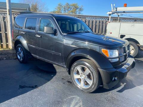 2008 Dodge Nitro for sale at CarSmart Auto Group in Orleans IN