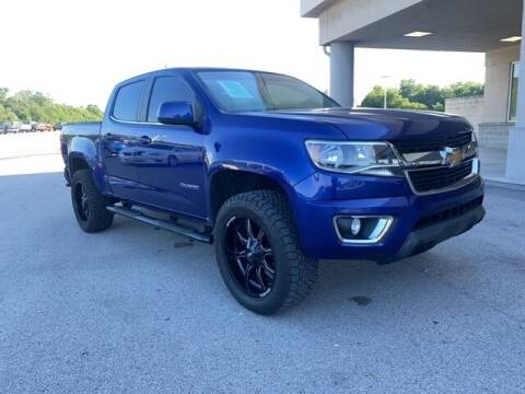 2016 Chevrolet Colorado for sale at Mann Chrysler Dodge Jeep of Richmond in Richmond KY