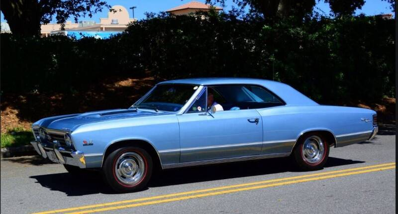 1967 Chevrolet Chevelle for sale in Wakefield, MA