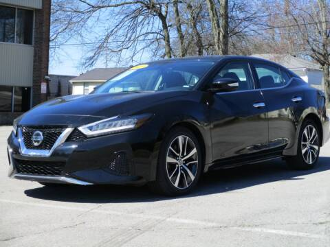 2019 Nissan Maxima for sale at A & A IMPORTS OF TN in Madison TN