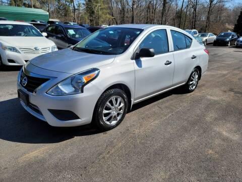 2015 Nissan Versa for sale at GA Auto IMPORTS  LLC in Buford GA