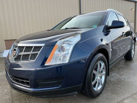 2011 Cadillac SRX for sale at Prime Auto Sales in Uniontown OH