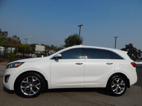 2016 Kia Sorento for sale at Direct Auto Outlet LLC in Fair Oaks CA