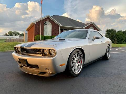 2010 Dodge Challenger for sale at HillView Motors in Shepherdsville KY