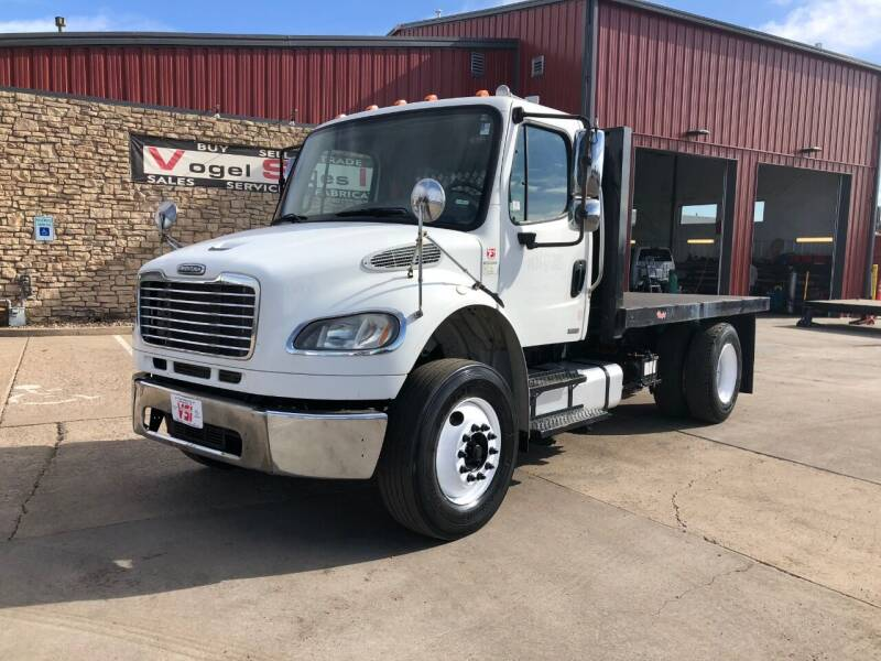 2008 Freightliner M2 106 for sale at Vogel Sales Inc in Commerce City CO