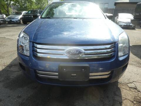 2009 Ford Fusion for sale at Wheels and Deals in Springfield MA
