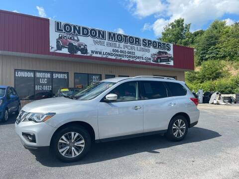 2020 Nissan Pathfinder for sale at London Motor Sports, LLC in London KY