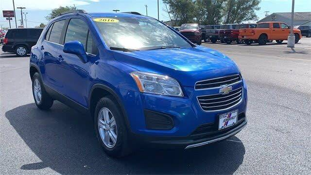 2016 Chevrolet Trax for sale at WDAS in Lennox CA