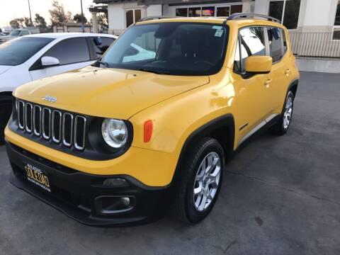 2015 Jeep Renegade for sale at Soledad Auto Sales in Soledad CA