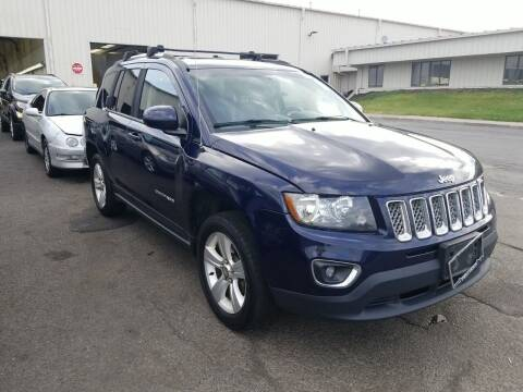 2015 Jeep Compass for sale at MOUNT EDEN MOTORS INC in Bronx NY