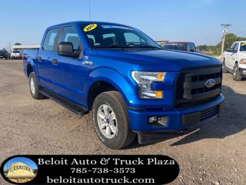 2017 Ford F-150 for sale at BELOIT AUTO & TRUCK PLAZA INC in Beloit KS