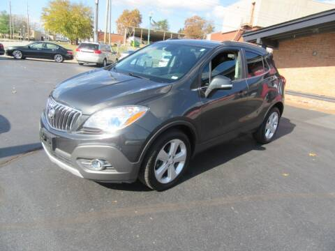 2016 Buick Encore for sale at Riverside Motor Company in Fenton MO