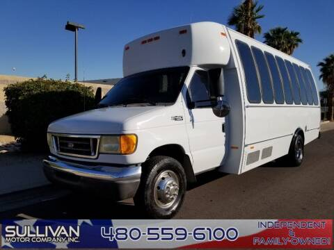 2003 Ford E-Series Chassis for sale at SULLIVAN MOTOR COMPANY INC. in Mesa AZ