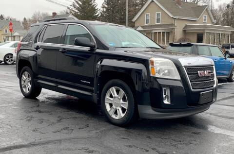 2011 GMC Terrain for sale at FAMILY AUTO SALES, INC. in Johnston RI
