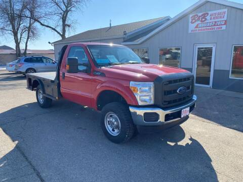2015 Ford F-350 Super Duty for sale at B & B Auto Sales in Brookings SD