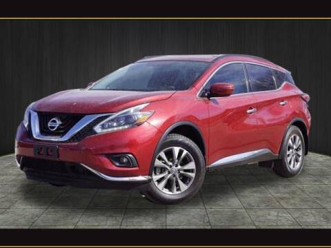 2018 Nissan Murano for sale at Credit Connection Sales in Fort Worth TX