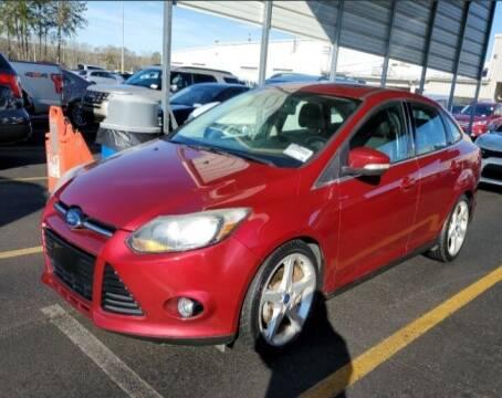 2014 Ford Focus for sale at JacksonvilleMotorMall.com in Jacksonville FL