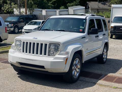 2012 Jeep Liberty for sale at AMA Auto Sales LLC in Ringwood NJ