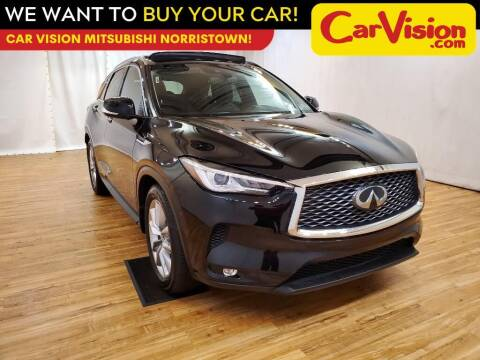 2020 Infiniti QX50 for sale at Car Vision Mitsubishi Norristown in Trooper PA