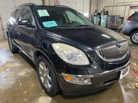 2008 Buick Enclave for sale at BERG AUTO MALL & TRUCKING INC in Beresford SD