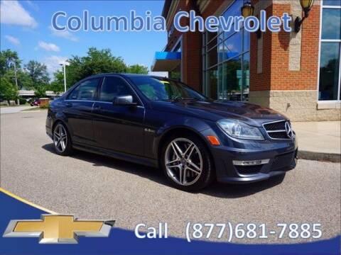 2014 Mercedes-Benz C-Class for sale at COLUMBIA CHEVROLET in Cincinnati OH