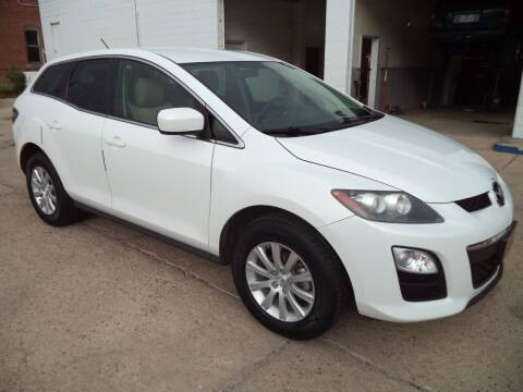 2012 Mazda CX-7 for sale at Apex Auto Sales in Coldwater KS