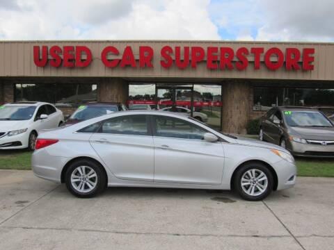 2013 Hyundai Sonata for sale at Checkered Flag Auto Sales NORTH in Lakeland FL
