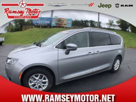 2020 Chrysler Pacifica for sale at RAMSEY MOTOR CO in Harrison AR