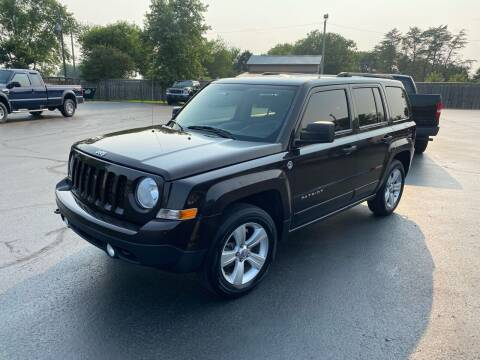 2014 Jeep Patriot for sale at CarSmart Auto Group in Orleans IN