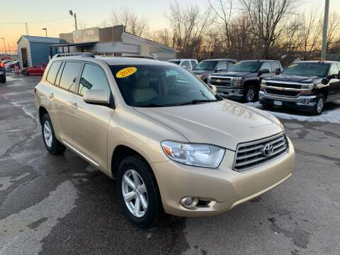 2010 Toyota Highlander for sale at LexTown Motors in Lexington KY
