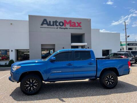 2016 Toyota Tacoma for sale at AutoMax of Memphis - V Brothers in Memphis TN