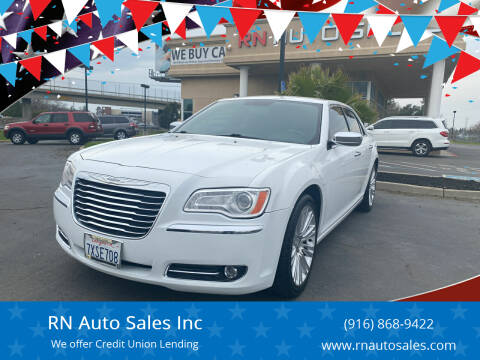 2011 Chrysler 300 for sale at RN Auto Sales Inc in Sacramento CA