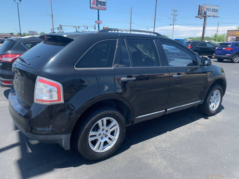 2007 Ford Edge for sale at Auto Credit Xpress in Jonesboro AR