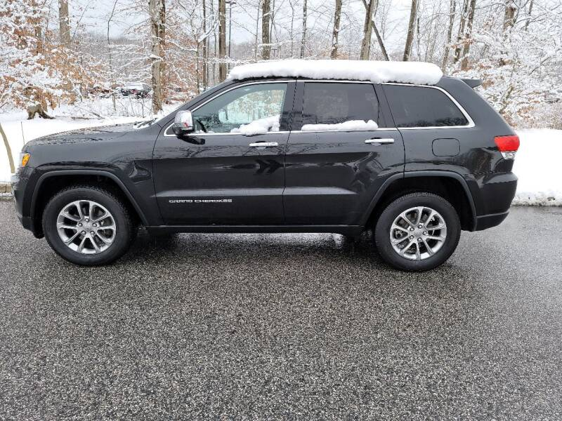 2014 Jeep Grand Cherokee for sale at Car One in Essex MD
