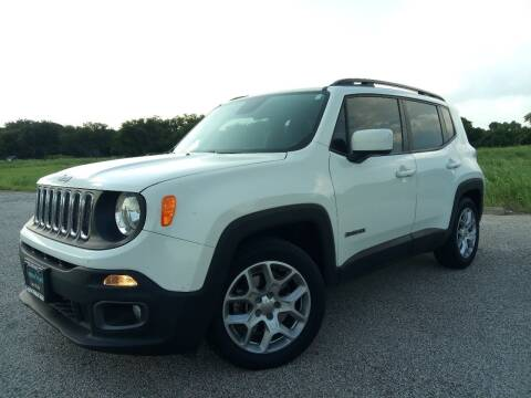 2015 Jeep Renegade for sale at Laguna Niguel in Rosenberg TX