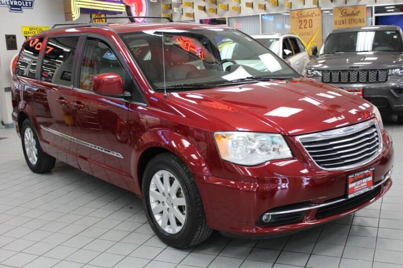 2014 Chrysler Town and Country for sale at Windy City Motors in Chicago IL