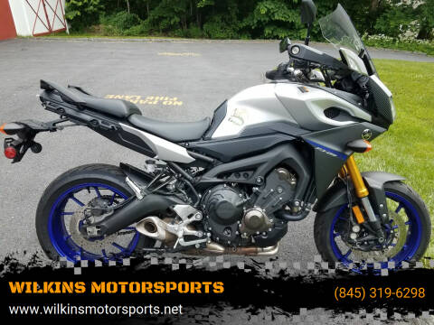 2016 Yamaha FJ-09 for sale at WILKINS MOTORSPORTS in Brewster NY